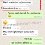 Testimoni Toko Bunga Rawa Belong Jakarta Barat 08