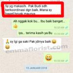 Testimoni Toko Bunga Rawa Belong Jakarta Barat 07