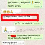 Testimoni Toko Bunga Rawa Belong Jakarta Barat 05