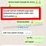 Testimoni Toko Bunga Rawa Belong Jakarta Barat 04