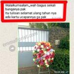Testimoni Toko Bunga Rawa Belong Jakarta Barat 02