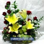 Bunga Selamat Kelahiran