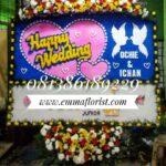 Bunga Papan Wedding PW9002