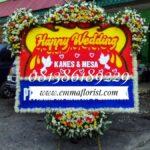 Bunga Papan Wedding PW8002