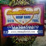Bunga Papan Wedding PW6503