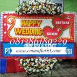Bunga Papan Wedding PW5502