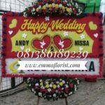Bunga Papan Wedding PW5001