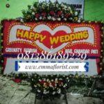 Bunga Papan Wedding PW5503