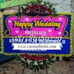 Bunga Papan Wedding PW5504
