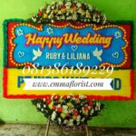 Bunga Papan Wedding PW5505