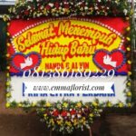 Bunga Papan Wedding PW9007