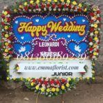Bunga Papan Wedding PW12005