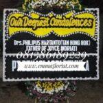 Bunga Papan Duka Cita PD7006