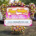 Bunga Papan Wedding PW10006