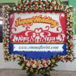 Bunga Papan Wedding PW15002