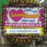 Bunga Papan Wedding PW10004