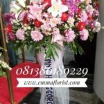 Standing Flower Ucapan Selamat SS6001