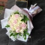 Buket Bunga Romantis BB4006