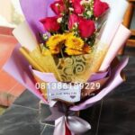 Bunga Buket Wisuda Sarjana BB2506
