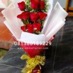 Buket Bunga Merah 2203
