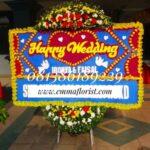 Bunga Papan Wedding PW5005