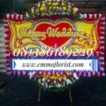 Bunga Papan Wedding PW6006