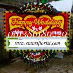 Bunga Papan Wedding PW6005