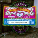 Bunga Papan Wedding PW6004