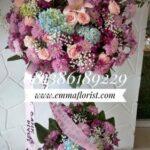 Standing Flower Ucapan Selamat SS12001