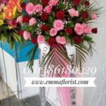 Standing Flower Ucapan Selamat SS4001