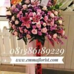 Standing Flower Ucapan Selamat SS8003