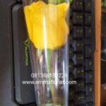 Bunga Mawar Kuning Tangkaian MT252