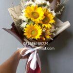 Buket Bunga Matahari Wisuda BB2505