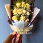 Buket Bunga Mawar Wisuda BB2701