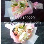 Buket Mawar Lily BB5501