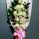 Buket Bunga Mawar Sederhana BB2803