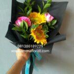 Buket Bunga Sederhana BB2001