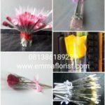 Bunga Mawar Tangkaian MT151