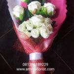 Buket Bunga Bunga Plastik 2502