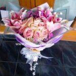 Buket Bunga Pink BB5002