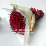 Buket Bunga Mawar Merah BB3251