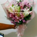 Buket Bunga Lily 6501