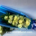 Buket Mawar Putih BB2751